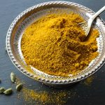 The secret to this delicious golden curry powder blend is in the spices. Grinding whole spices creates a DIY curry that's vibrant, flavorful & pungent.
