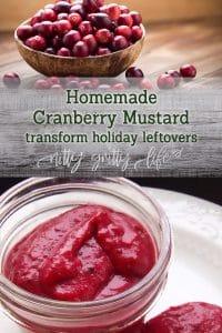 Cranberry Mustard Recipe