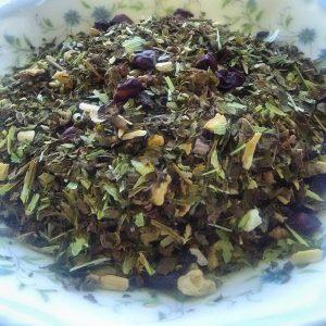 adaptogenic herbal tea