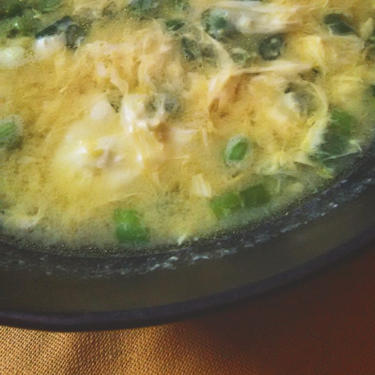 fire cider marc egg flower soup