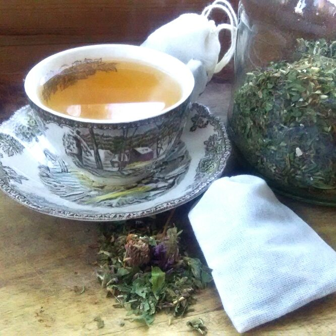 Liver Detoxification Tea
