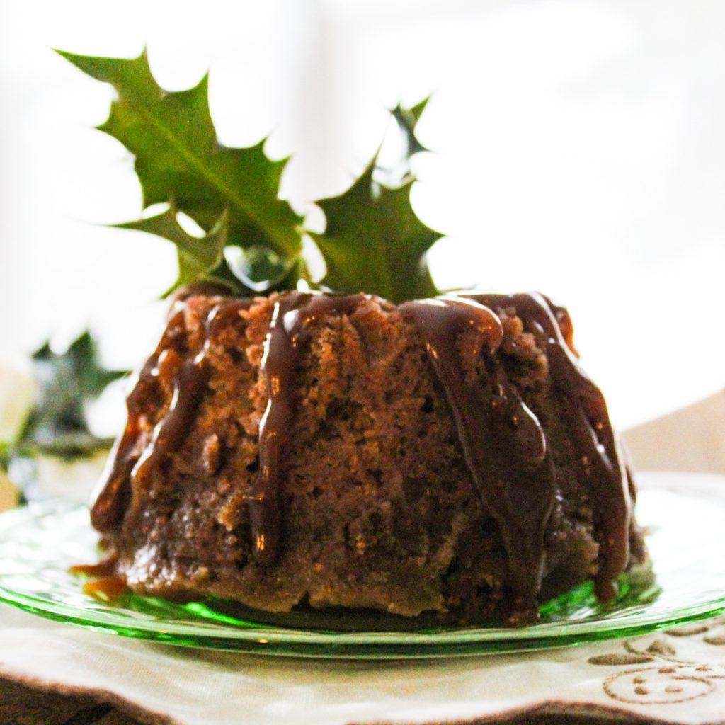 Christmas Figgy Pudding