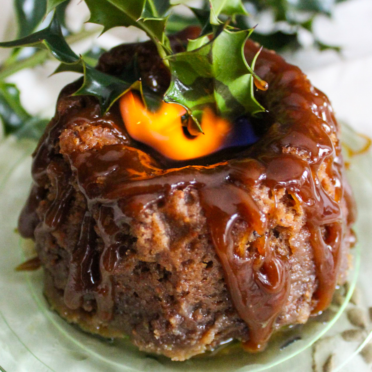 Christmas Figgy Pudding