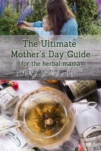 Herbal Mothers Day Guide