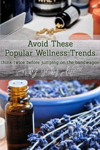 Wellness Trends to Avoid
