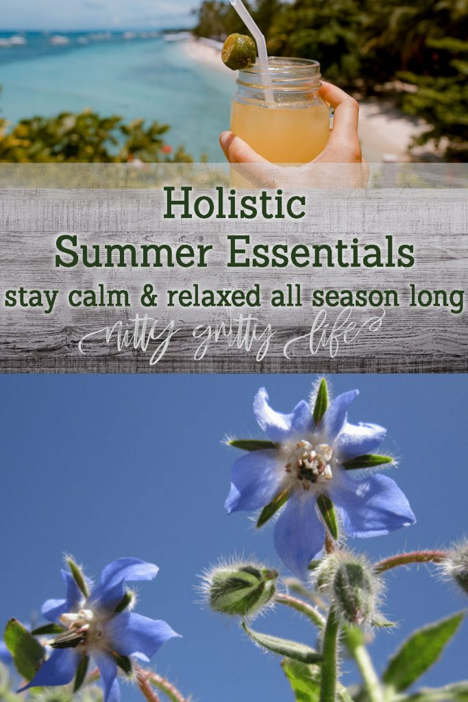 Holistic Summer Essentials
