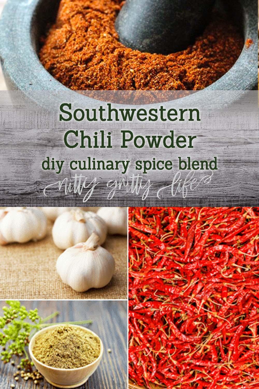 Southwestern Chili Powder