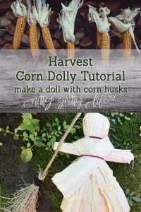 Corn Doll Tutorial