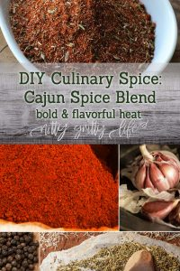 DIY Cajun Spice Blend