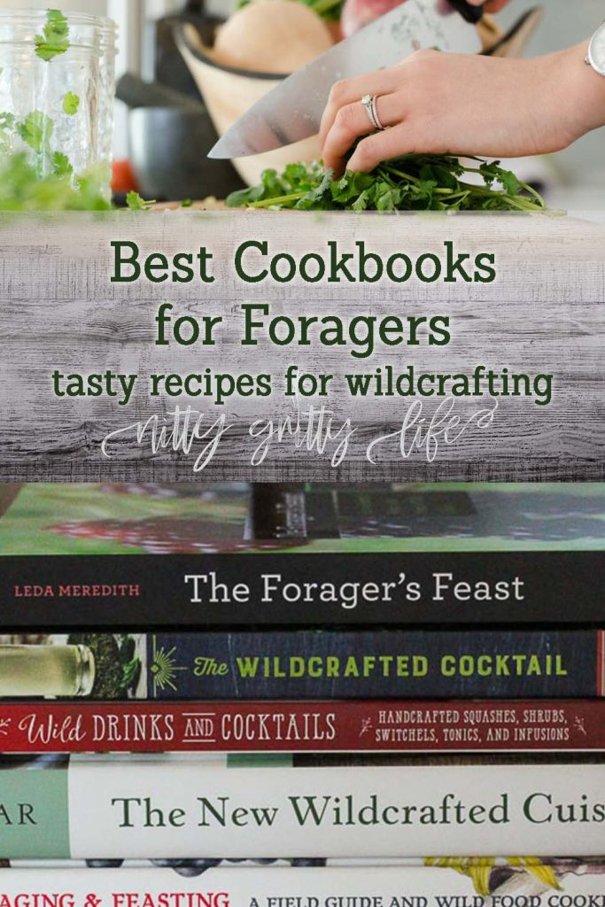Best Cookbooks for Foragers