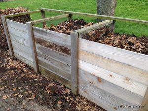 micro-farm 3 turn compost bin