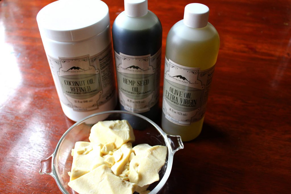 fats for cold process soap