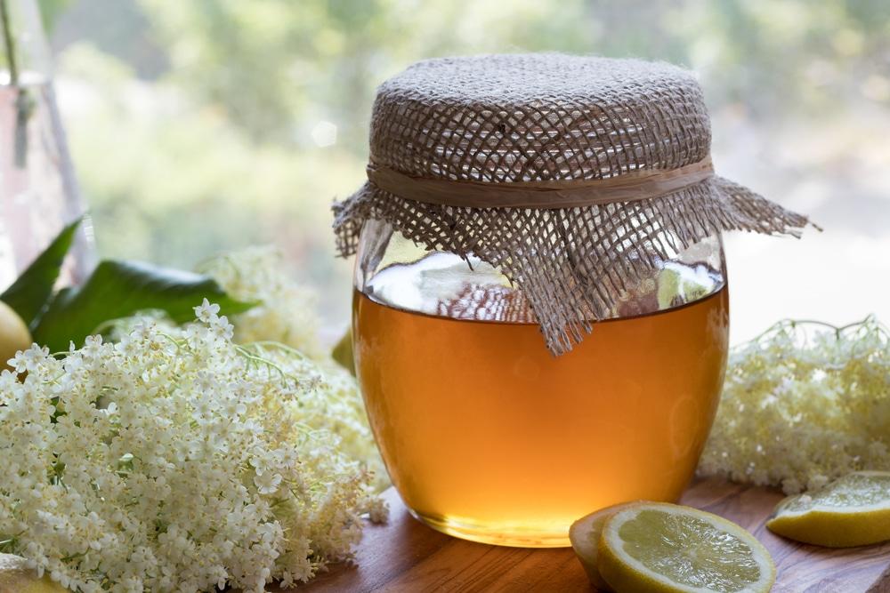 elderflower & honey