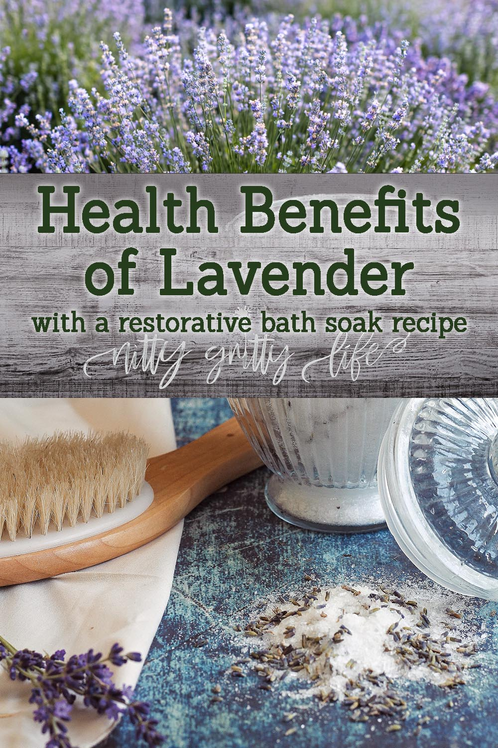 health benefits of lavender pin