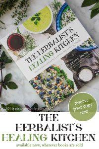 Herbalists healing kitchen pin