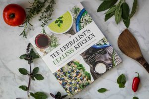 the herbalist's healing kitchen book
