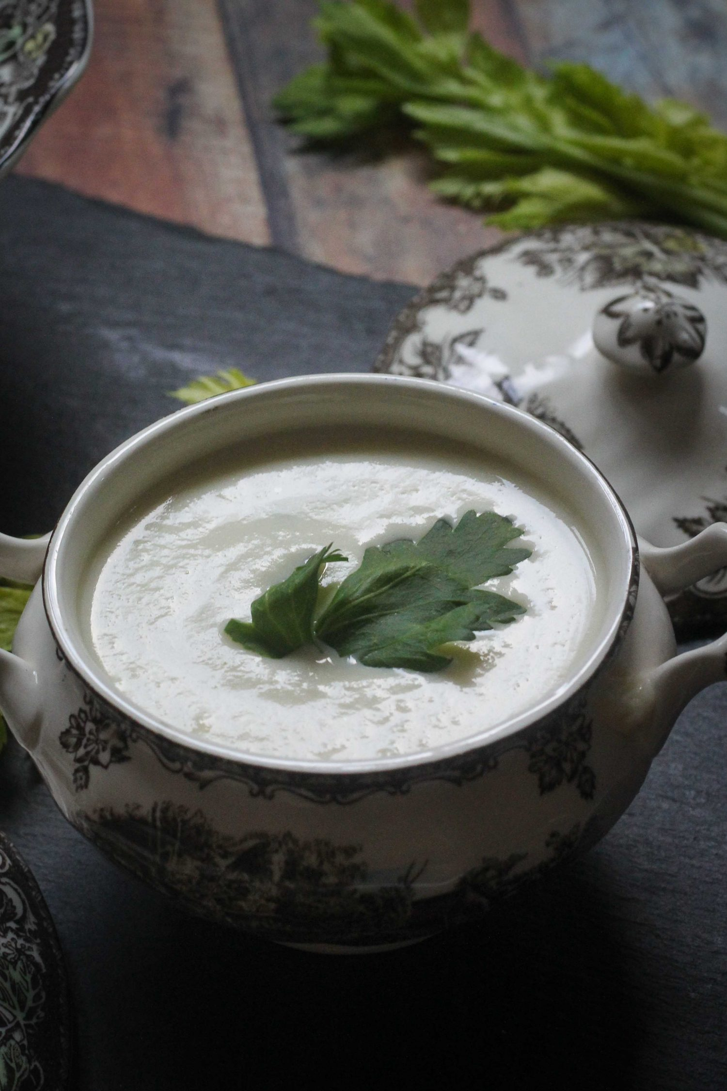 Five Star Cream of Celery Soup