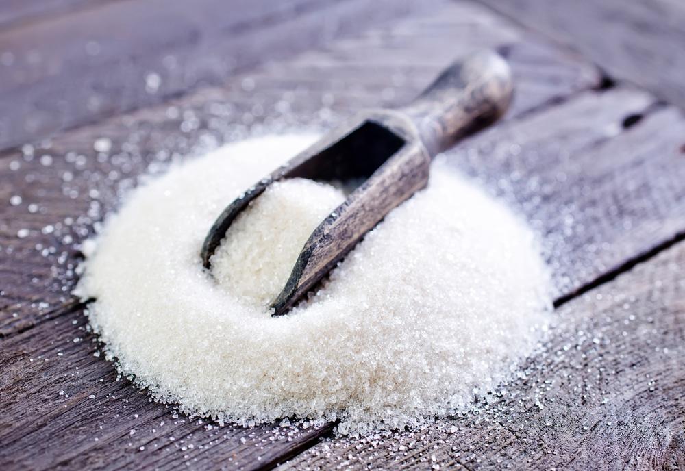 erythritol or sugar